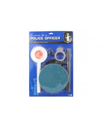 Sada polícia s čiapkou 40x30cm