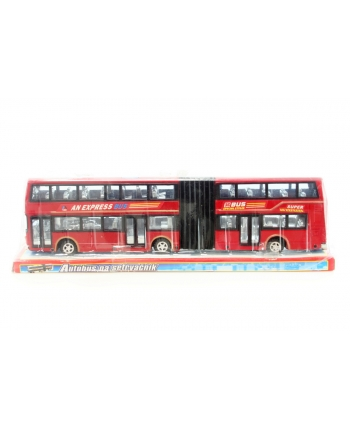 Autobus zotrvačník 35cm