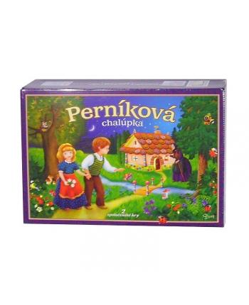 Hra Perníkova chalúpka