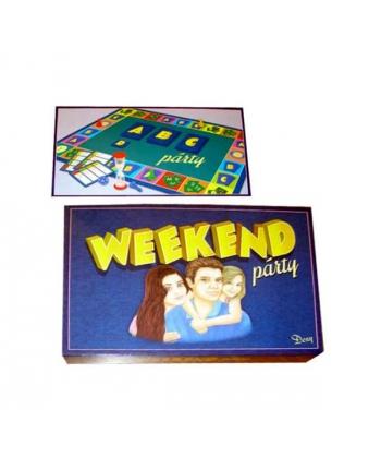 Hra Weekend párty