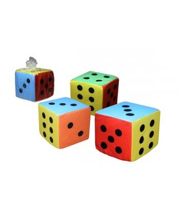 Kocka s číslami 15cm