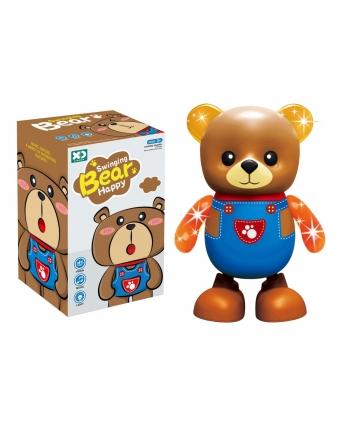 Tancujúci medvedík
