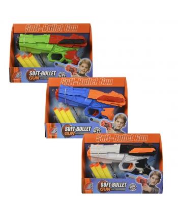 Pištol so soft nábojmi, 20cm