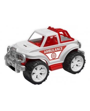 Auto SUV Ambulancia 35cm
