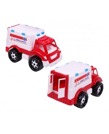 Auto ambulancia 32cm