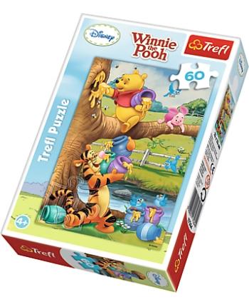 Puzzle 60 Disney Macko pú