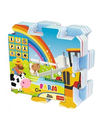 Penové puzzle Farma