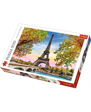 Puzzle 500 Romantický Paríž