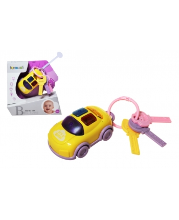 Auto kľúče Baby