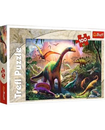 Puzzle 100 Dinosauri