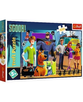 Puzzle 100 Scooby Doo