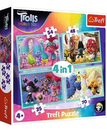Puzzle 4v1 Trolovia