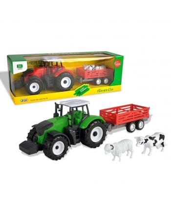 Traktor s prív.a zvierat. na zotrvačník