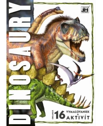 A4 - Dinosaury