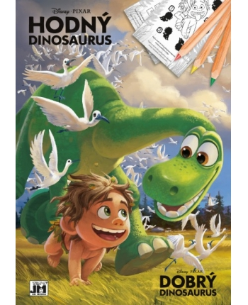 A4 - Dobrý Dinosaurus