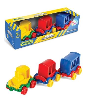 Kid Cars - Vláčik