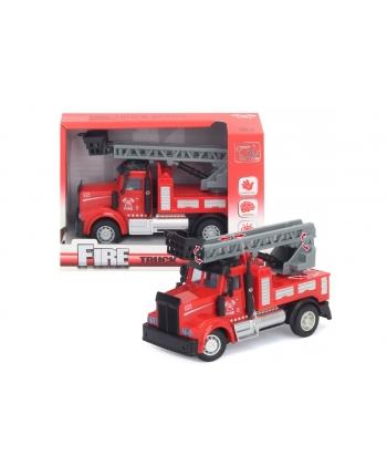 Auto hasičské na batérie 14cm
