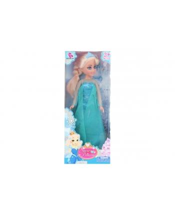 Snehová princezná blondínka 32cm