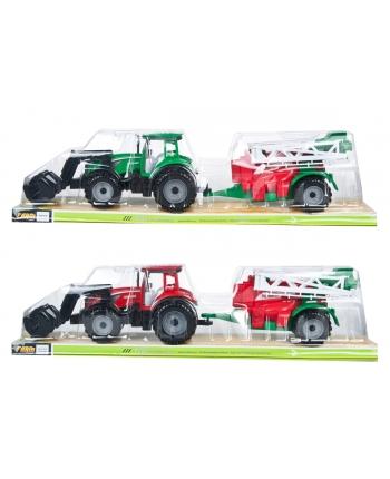 Traktor so sejačkou P/B 52cm