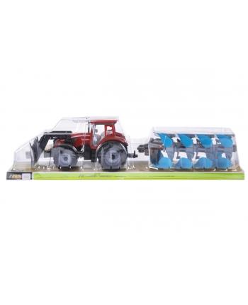 Traktor s pluhom P/B 52cm