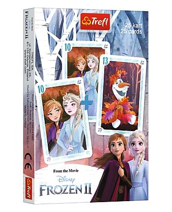 Karty Čierny Peter - Frozen 2