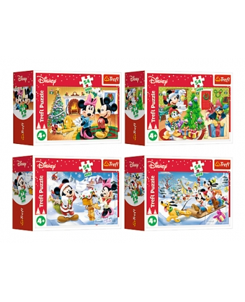 Puzzle 54 mini Disney Mickey