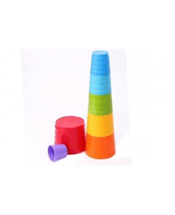 Pyramída okrúhla plastová