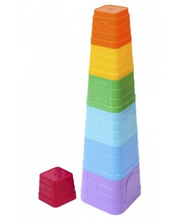 Pyramída plastová
