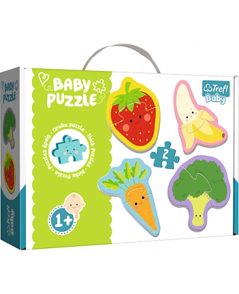 Puzzle Baby Classic Zelenina a ovovcie