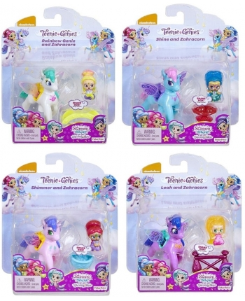 Set Shimmer a Shine 4ks v dbx