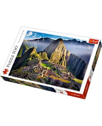 Puzzle 500 Machu Pichu