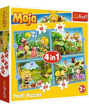 Puzzle 4v1 Maja