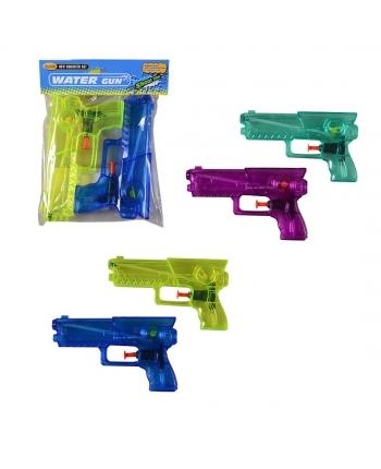 Vodná pištol 2ks v sáčku, 20x12cm