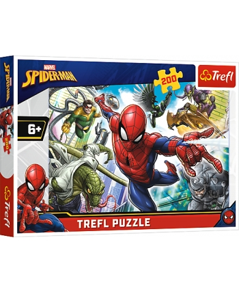 Puzzle 200 Spiderman