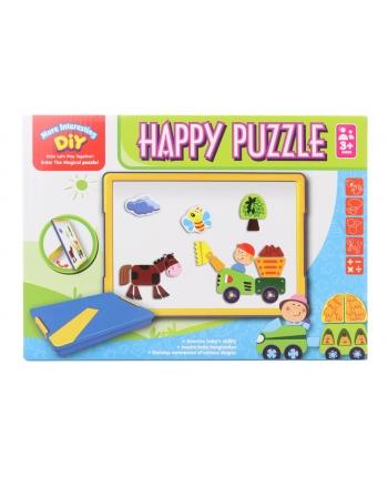 Magnetické puzzle so zvieratkami 30,5cm