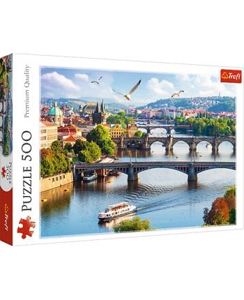 Puzzle 500 Praha