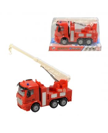 Auto hasičské,na zotrvačník 16 cm