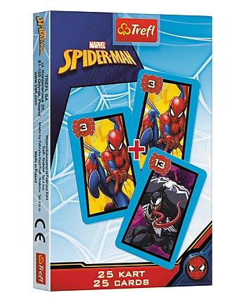 Karty Čierny Peter - Spiderman
