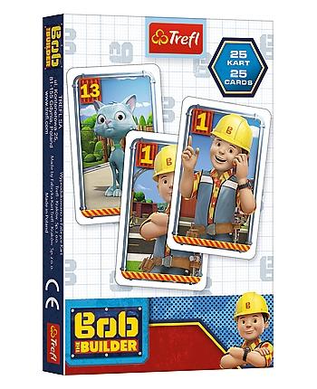 Karty Čierny Peter - Bob staviteľ