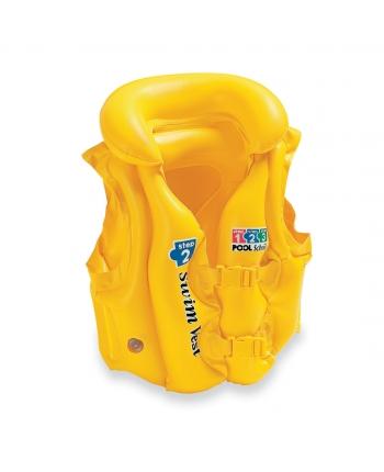 Plávacia vesta žltá
