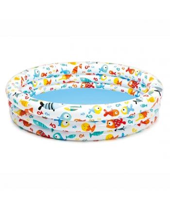 Bazén 132x28 cm