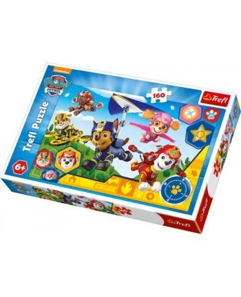 Puzzle 160 Paw Patrol - Fun team
