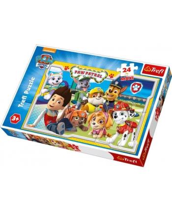 Puzzle 24 Maxi Paw Patrol - Fun team