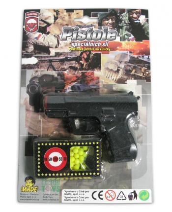 Pištol s guličkami