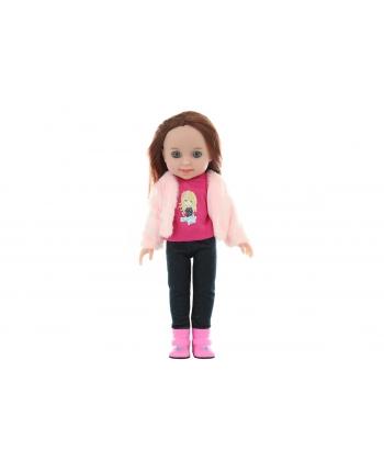 Bábika brunetka 30cm v sáčku