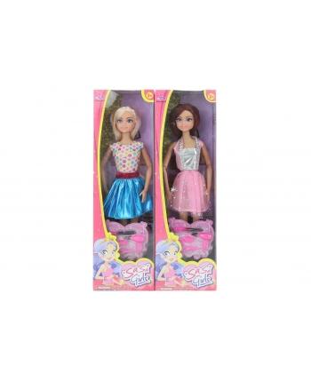 Bábika 2 druhy s doplňkami 33cm