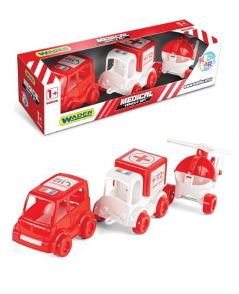 Kid Cars - Ambulancia
