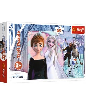 Puzzle 30 Magická Frozen 2