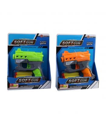 Pištol so softovými nábojmi