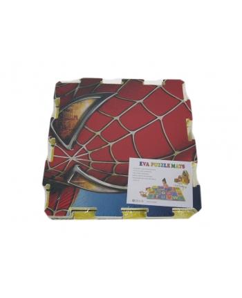 Penové puzzle 9ks SPIDER